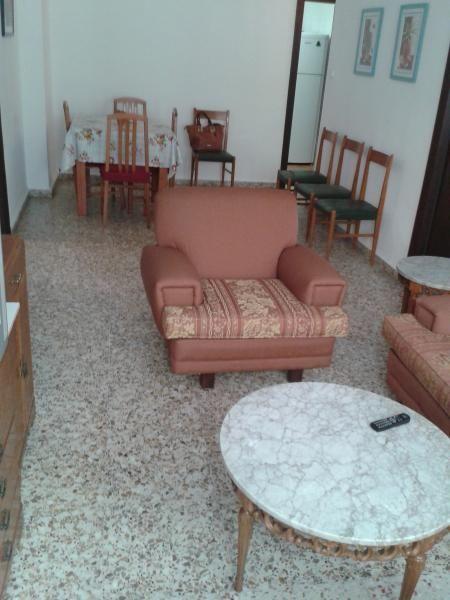 Salón - Piso en alquiler en calle Maldonado Entrena, Centro Historico en Almería - 116452399