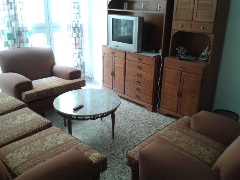 Salón - Piso en alquiler en calle Maldonado Entrena, Centro Historico en Almería - 116452412