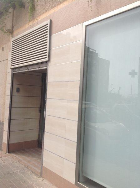 Fachada - Local comercial en alquiler en calle Fray Bernardo Martinez Noval, Nueva Almeria en Almería - 123503448