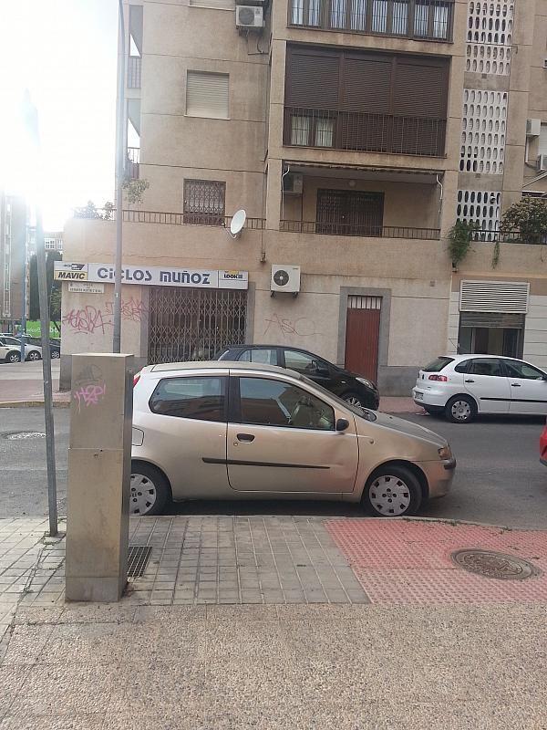 Fachada - Local comercial en alquiler en calle Fray Bernardo Martinez Noval, Nueva Almeria en Almería - 128318666
