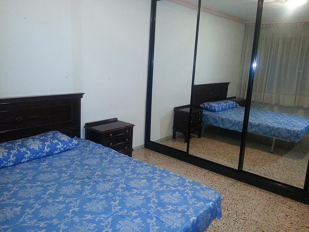 Dormitorio - Piso en alquiler en calle Calar Alto, Colonia Los Angeles en Almería - 142250569