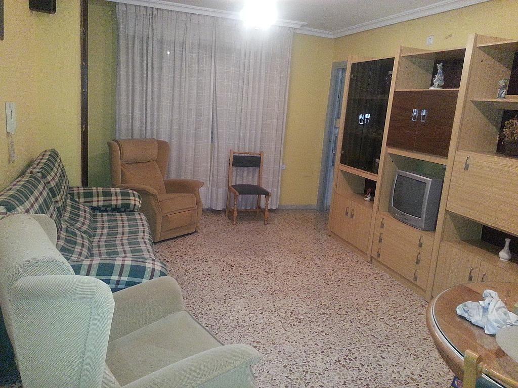 Salón - Piso en alquiler en calle Calar Alto, Colonia Los Angeles en Almería - 142250946