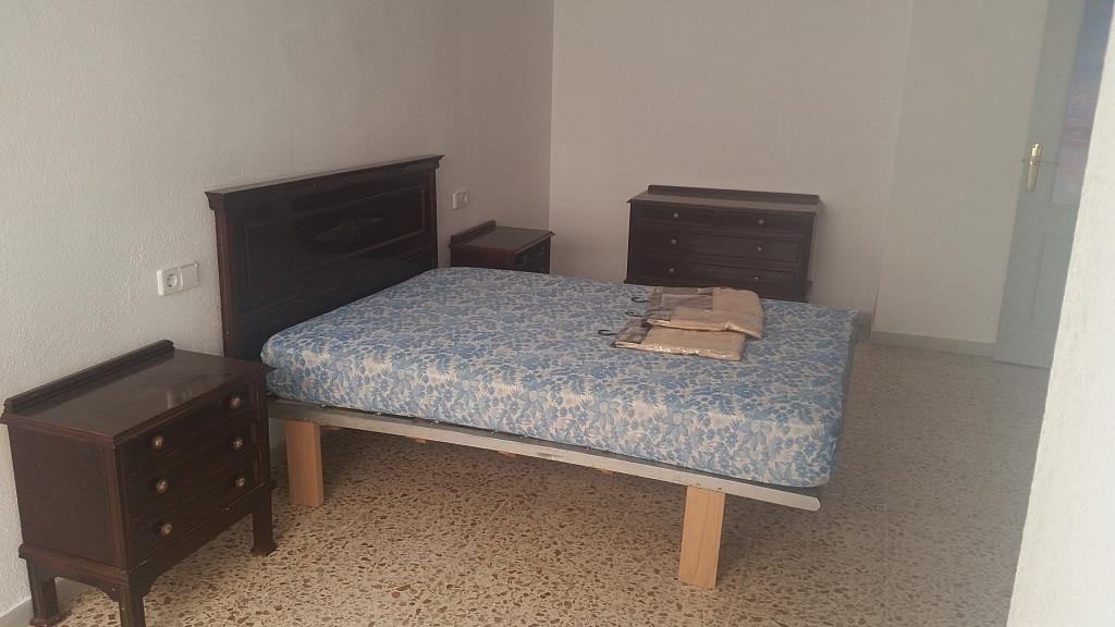 Dormitorio - Piso en alquiler en calle Calar Alto, Colonia Los Angeles en Almería - 166974115