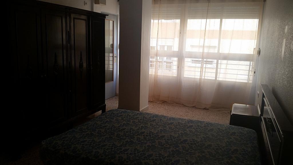 Dormitorio - Piso en alquiler en calle Calar Alto, Colonia Los Angeles en Almería - 166974231
