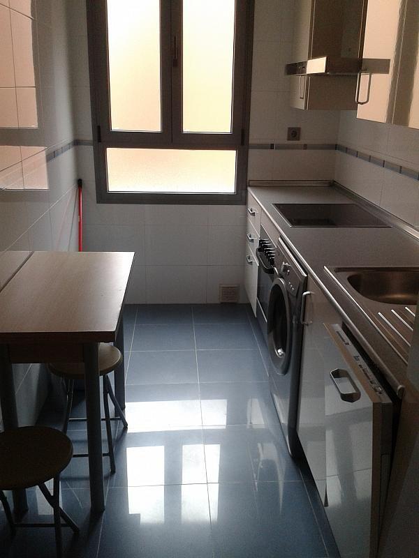 Cocina - Apartamento en alquiler en calle Nuestra Señora de Montserrat, Pescaderia-La Almedina en Almería - 145779978