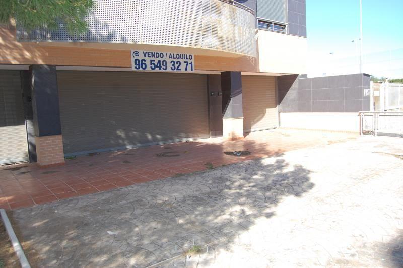 Fachada - Local comercial en alquiler en calle Pablo Iglesias, Santa Pola - 113377742