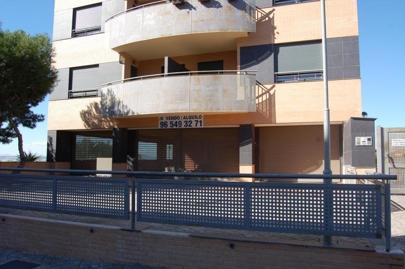 Fachada - Local comercial en alquiler en calle Pablo Iglesias, Santa Pola - 113377744