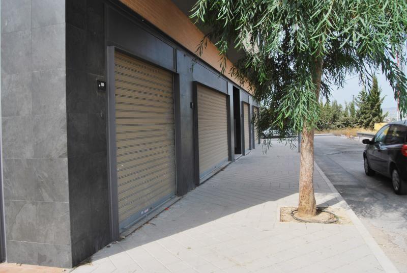 Fachada - Local comercial en alquiler en calle Trafalgar, Aspe - 116579650