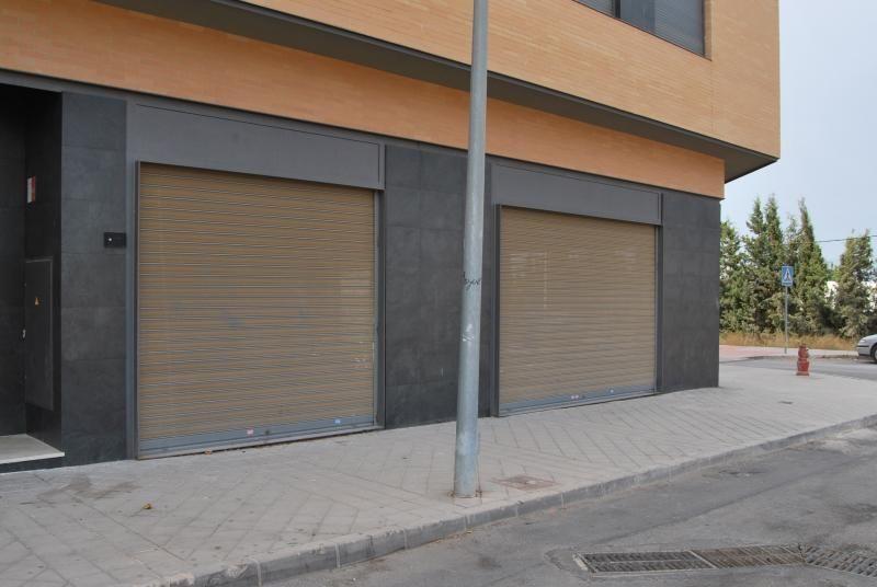 Fachada - Local comercial en alquiler en calle Trafalgar, Aspe - 116579651