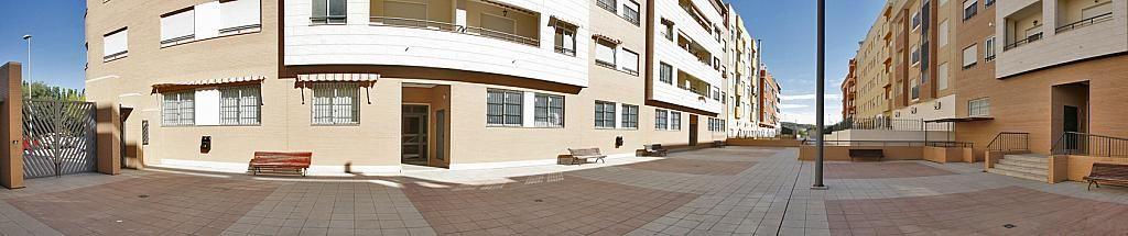 Fachada - Garaje en alquiler en calle Cortes Valencianas, Aspe - 127218741