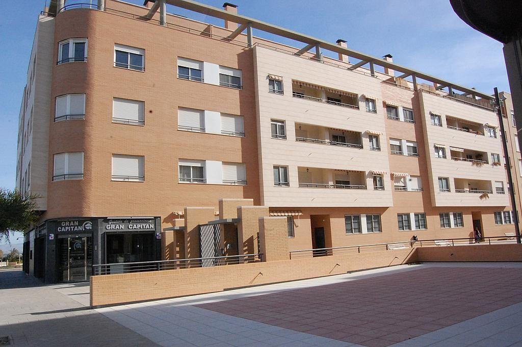Fachada - Garaje en alquiler en calle Cortes Valencianas, Aspe - 127218743