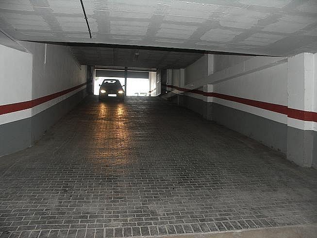 Parking - Garaje en alquiler en calle Cortes Valencianas, Aspe - 127218747