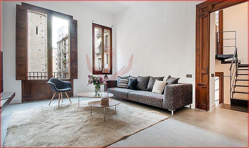 Piso en alquiler en calle Josep Anselm Clavé, El Gótic en Barcelona - 335212143