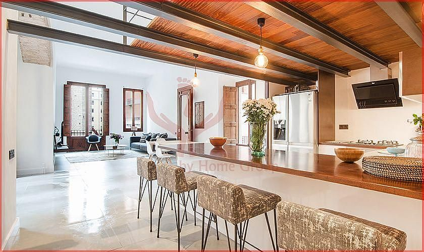 Piso en alquiler en calle Josep Anselm Clavé, El Gótic en Barcelona - 335212153