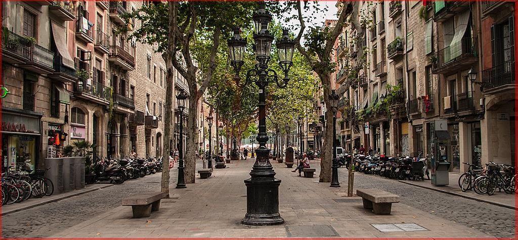 Piso en alquiler en calle Josep Anselm Clavé, El Gótic en Barcelona - 335212173