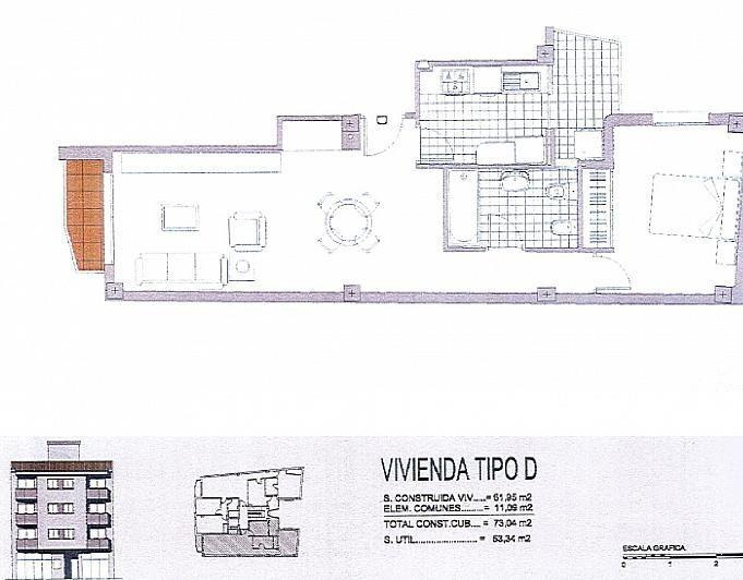 - Apartamento en venta en calle Avda Lepanto Derecha, Benitachell/Poble Nou de Benitatxell (el) - 276825215
