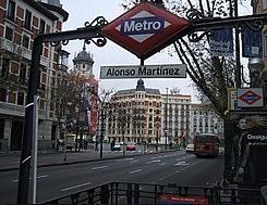 Restaurante en alquiler en barrio Alonso Martínez, Justicia-Chueca en Madrid - 321213935