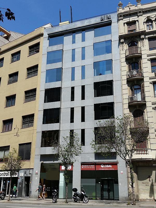 Oficina en alquiler en calle Aragó, Eixample esquerra en Barcelona - 323049055