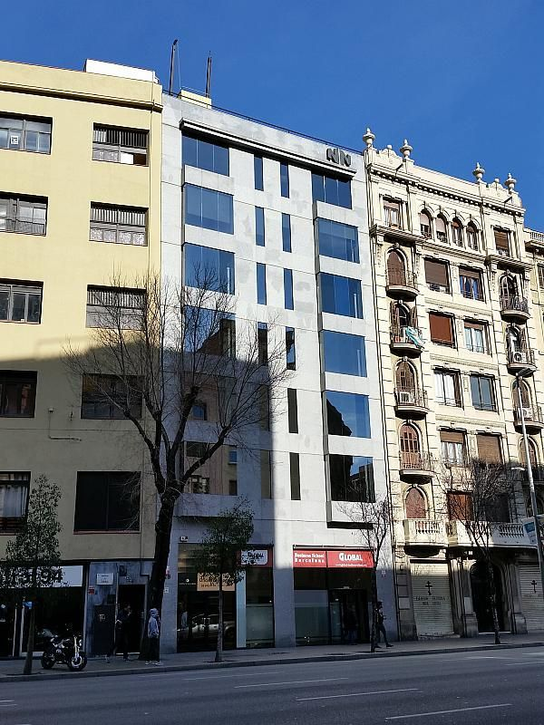 Oficina en alquiler en calle Aragó, Eixample esquerra en Barcelona - 323049058