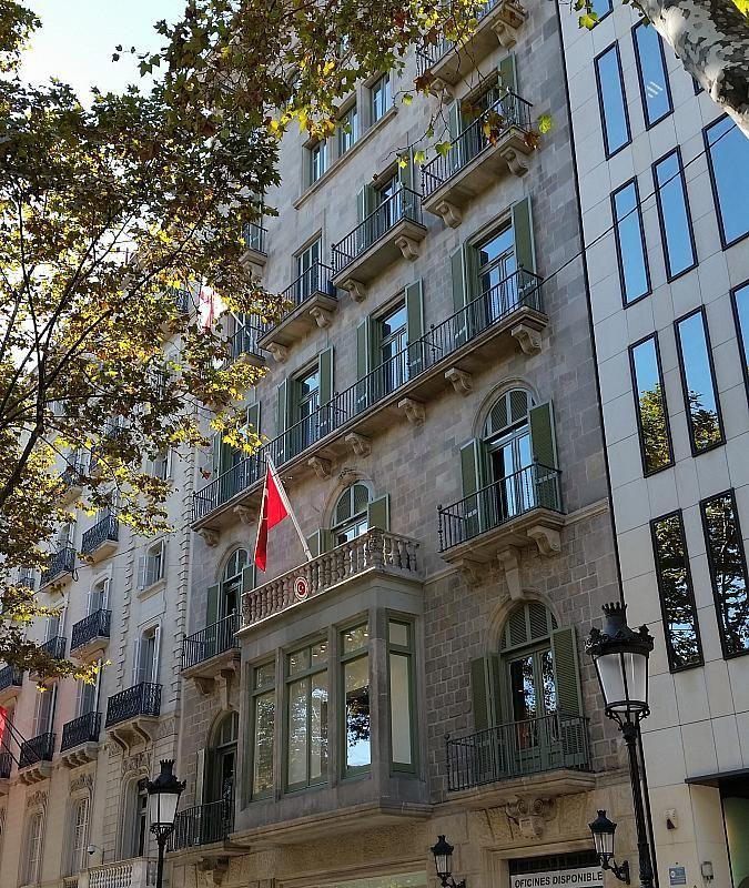 Oficina en alquiler en paseo De Gràcia, Eixample dreta en Barcelona - 323052549