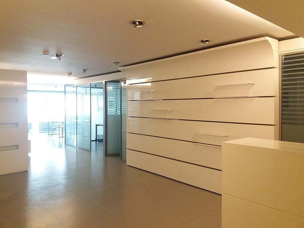 Oficina en alquiler en paseo De Gràcia, Eixample dreta en Barcelona - 332017485
