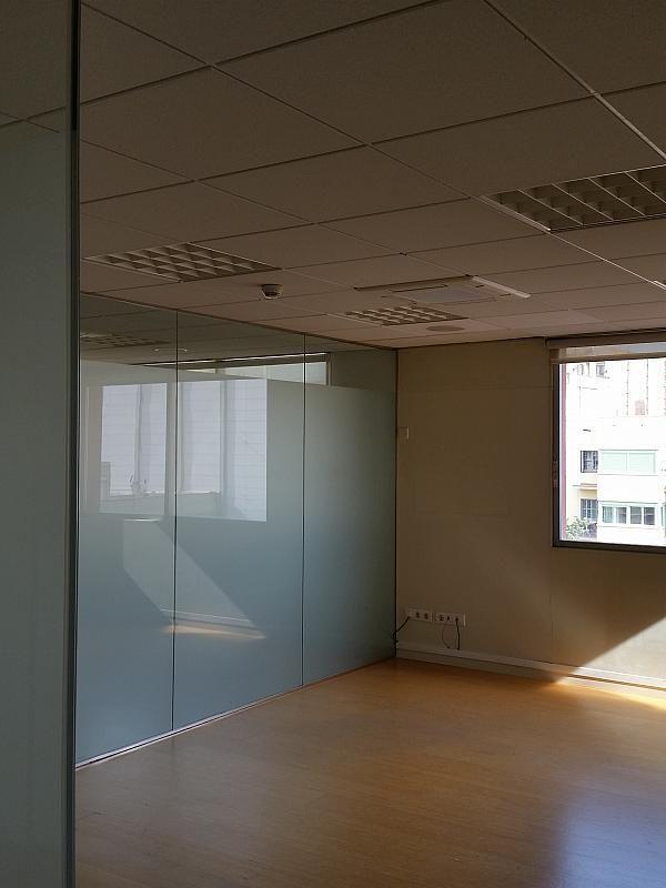 Oficina en alquiler en calle Aribau, Eixample esquerra en Barcelona - 413769473