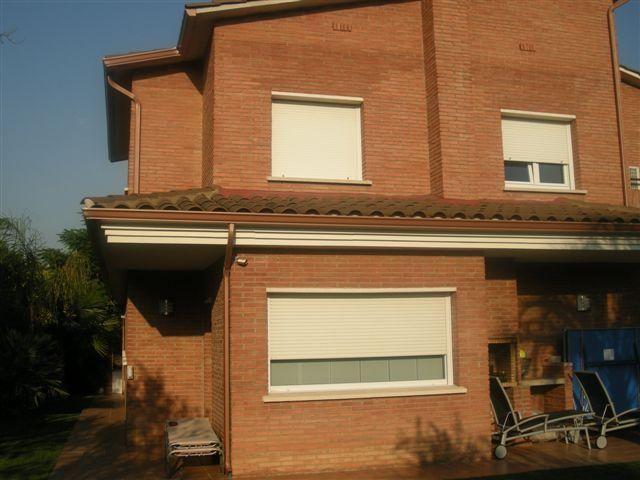 Fachada - Chalet en alquiler en calle Bernat Desclot, Sant Cugat del Vallès - 61470572