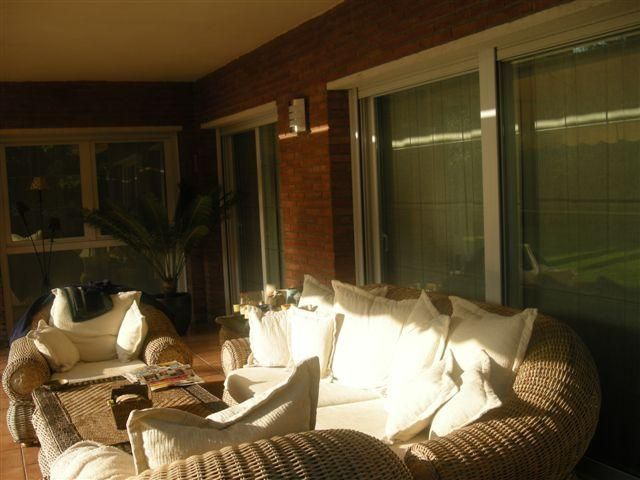 Porche - Chalet en alquiler en calle Bernat Desclot, Sant Cugat del Vallès - 61470630