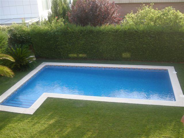 Jardín - Chalet en alquiler en calle Bernat Desclot, Sant Cugat del Vallès - 61470758