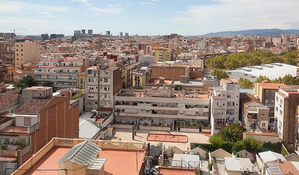 Oficina en alquiler en calle Tarragona, Hostafrancs en Barcelona - 395383705