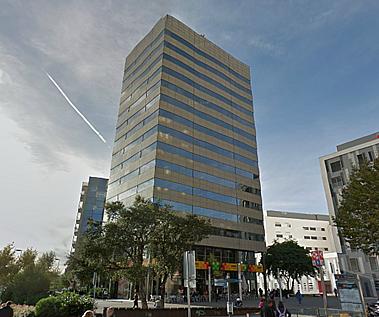 Fachada - Oficina en alquiler en calle Numancia, Eixample esquerra en Barcelona - 128736808