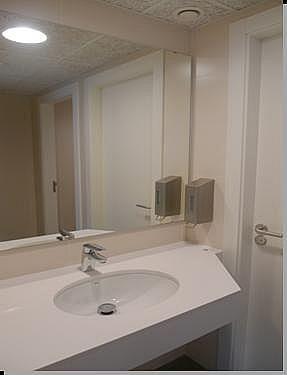 Baño - Oficina en alquiler en calle Numancia, Eixample esquerra en Barcelona - 138371440