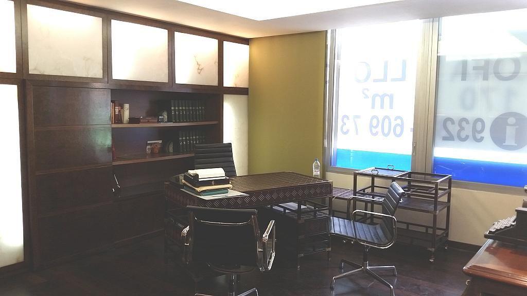 Oficina en alquiler en calle Balmes, El Putxet i Farró en Barcelona - 191341099
