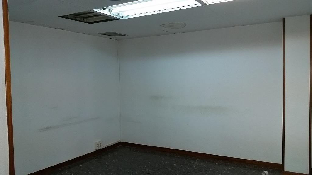 Oficina en alquiler en calle Balmes, El Putxet i Farró en Barcelona - 191341109