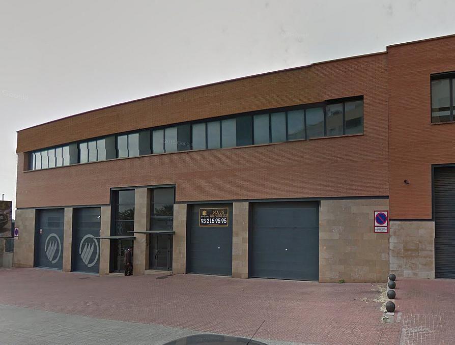 Nave en alquiler en calle Dels Alps, Almeda en Cornellà de Llobregat - 212165037