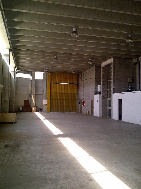 Nave en alquiler en calle Riera de Fonollar, Sant Boi de Llobregat - 214369959