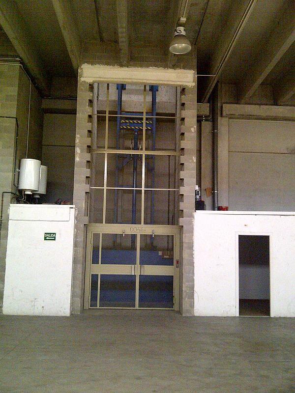 Nave en alquiler en calle Riera de Fonollar, Sant Boi de Llobregat - 214369964