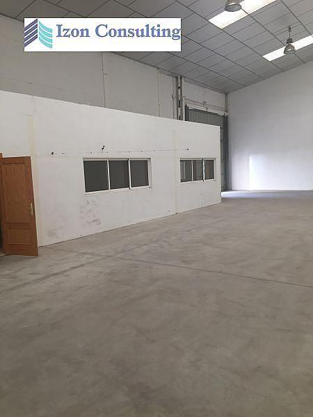 Foto - Nave industrial en alquiler en polígono Campollano, Albacete - 316957778
