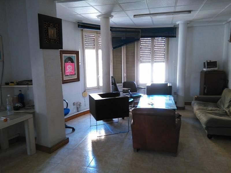 Foto - Oficina en alquiler en calle Asilo Pisos Azules, Centro (Paseo Germanías - Asilo - Pla) en Elche/Elx - 193448364
