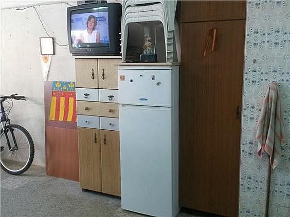 Local en alquiler en calle San Rafael, La Malva-rosa en Valencia - 200071307