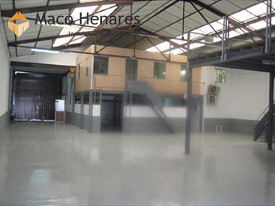 Nave industrial en alquiler en Montserrat en San Fernando de Henares - 291774550