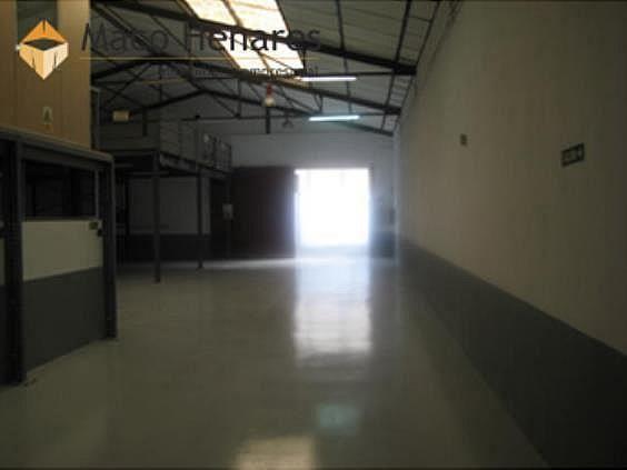 Nave industrial en alquiler en Montserrat en San Fernando de Henares - 291774571