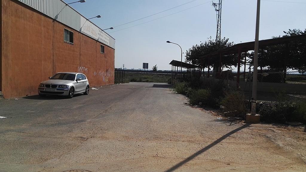 Nave en alquiler en calle Font del Barco, Albal - 328497139