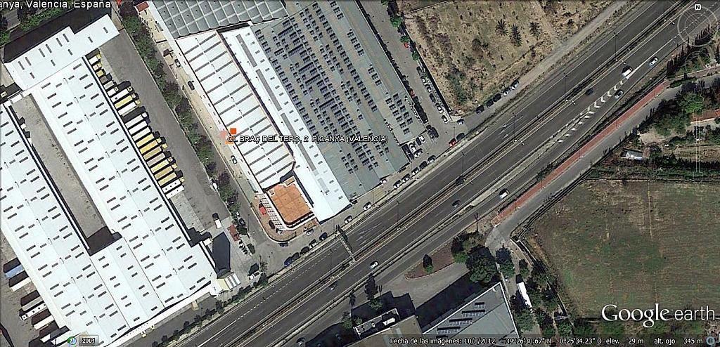 Edificio en alquiler en calle Braç del Terç, Picanya - 127753518