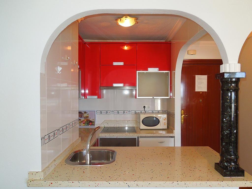 Cocina - Piso en alquiler en calle Europa, Torrox-Costa en Torrox - 326674264