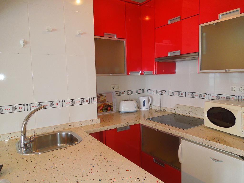 Cocina - Piso en alquiler en calle Europa, Torrox-Costa en Torrox - 326674507