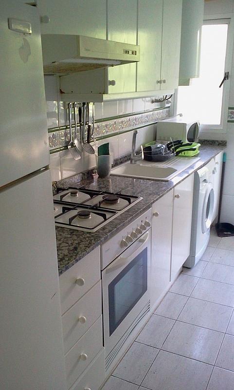 Apartamento en alquiler de temporada en calle Clot de la Mota, Playa de Gandia en Gandia - 243743233