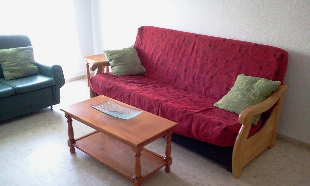Apartamento en alquiler de temporada en calle Clot de la Mota, Playa de Gandia en Gandia - 243743235