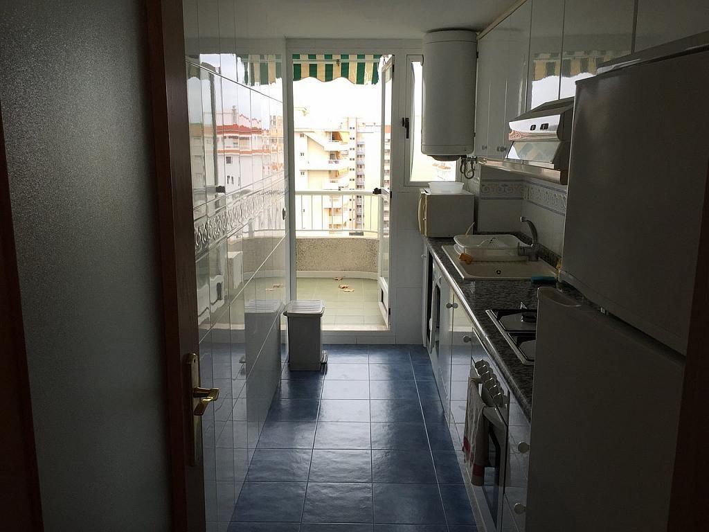 Apartamento en alquiler de temporada en calle Rosa Dels Vents, Playa de Gandia en Gandia - 244766424