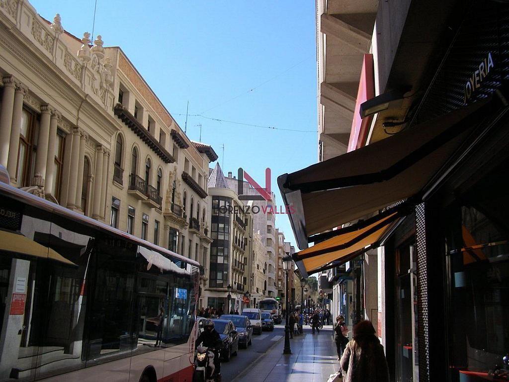 EXTERIOR - Local comercial en alquiler en Centro en Albacete - 260040910
